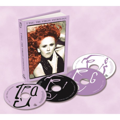 T'Pau ‎– The Virgin Anthology