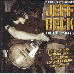 Jeff Beck – Early Days: Broadcast Archives