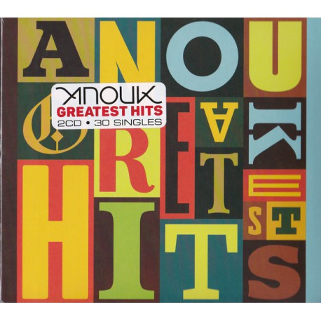 Anouk ‎– Greatest Hits