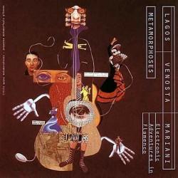Lagos / Venosta / Mariani – Metamorphoses, Electronic Adventures In Flamenco