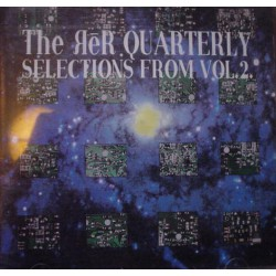 Various ‎– The ReR Quarterly - Selections From Vol. 2