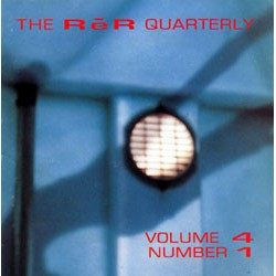 Various ‎– The ReR Quarterly Volume 4 Number 1