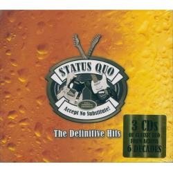Status Quo – Accept No Substitute! The Definitive Hits