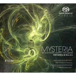 M.A.S.S. – Mysteria (An Electronic Journey Into Sound)