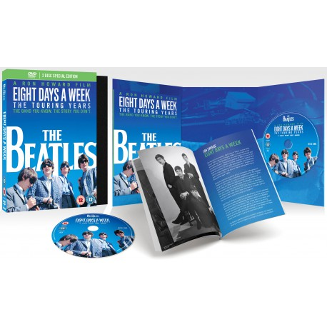The Beatles – Eight Days A Week: The Touring Years. (DVD)