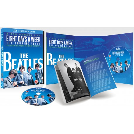 The Beatles – Eight Days A Week: The Touring Years. ( Blu-ray)