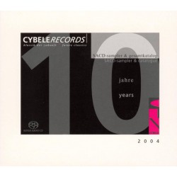 Various - Cybele Records: SACD-Sampler & Catalogue 2004. (SACD)