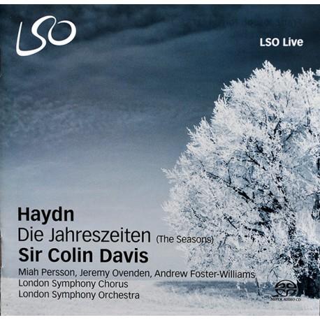 Haydn - Jahrezeiten (The Seasons)  Sir Colin Davis. (SACD)