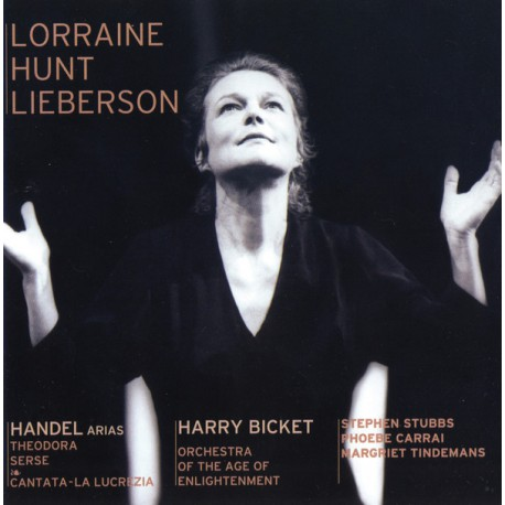 Lorraine Hunt Lieberson, Orchestra Of The Age Of Enlightenment, Harry Bicket – Handel Arias (SACD)
