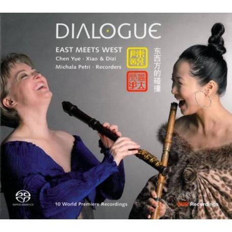 Dialogue: East Meets West, Chen Yue Michala Petri. (SACD)