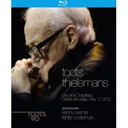 Toots Thielemans - Live At Le Chapiteau -Opera De Liege May 17, 2012