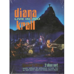 Diana Krall ‎– Live In Rio (Special Edition 2 Disc Set)