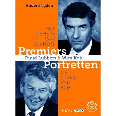 Premiersportretten - Het geheim van Lubbers, De strijd van Kok.