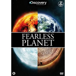 Discovery Channel : Fearless Planet - Tom Stubberfield, Srik Narayanan
