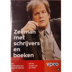 Documentary - Zeeman Met Schrijvers en Boeken - Een Herinnering Aan Michael Zeeman