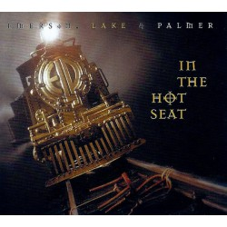 More Images Emerson, Lake & Palmer ‎– In The Hot Seat