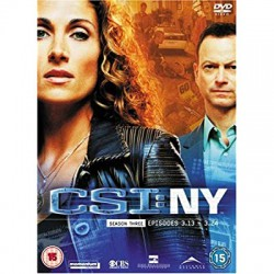 C.S.I: Crime Scene Investigation - New York - Season three