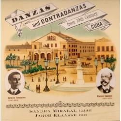 Danzas and Contradanzas - From 19th century, Cuba