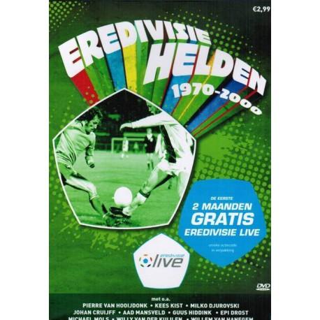 Eredivisie Helden - 1970 - 2000