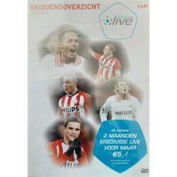 Eredivisie live - Seizoensoverzicht 2008/2009