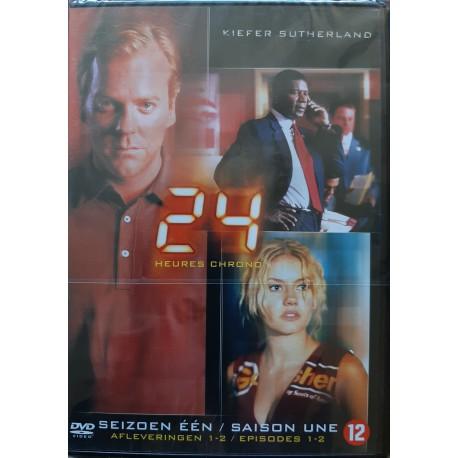 24 - Seizoen 1 / Saison une ( episodes 1-2)