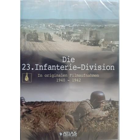 Die 23. Infanterie-Division - In Originalen Filmaufnahmen