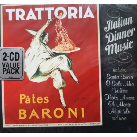 Trattoria Pates Baroni - Italian Dinner Music