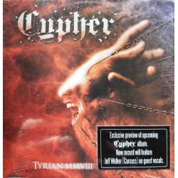 Cypher – Tyrian MMVIII