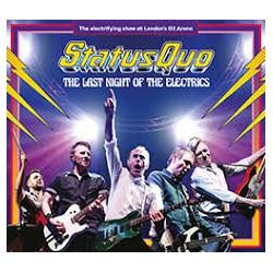 Status Quo – The Last Night Of The Electrics