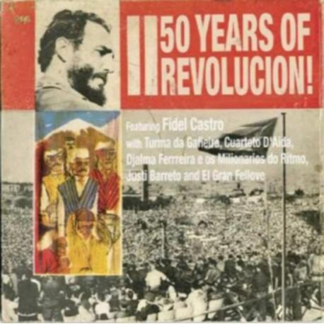 Various – 50 Years Of Revolucion!