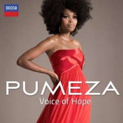 Pumeza Matshikiza ‎– Pumeza: Voice Of Hope
