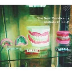 The New Mendicants – Australia 2013 (E.P.)