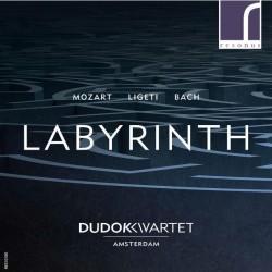 Dudok Kwartet Amsterdam - Labyrinth Mozart, Ligeti & Bach
