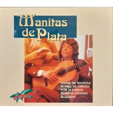 Manitas De Plata – Danse De Manitas, Rumbas Gitanas