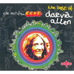 Daevid Allen ‎– The Man From Gong: The Best Of Daevid Allen