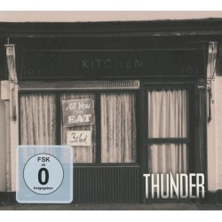 Thunder (3) ‎– All You Can Eat