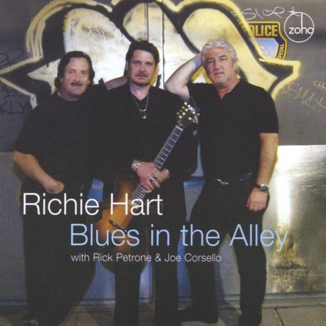 Richie Hart - Blues In The Alley