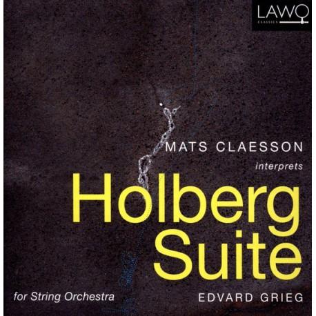 Mats Claesson: Holberg Suite - Edvard Grieg