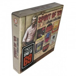 Various – Spirit Of 69: The Trojan Albums Collection