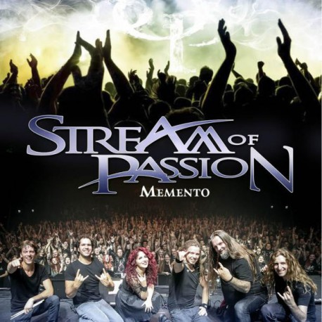 Stream Of Passion ‎– Memento