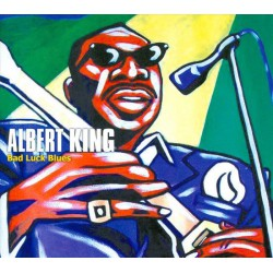 Albert King ‎– Bad Luck Blues