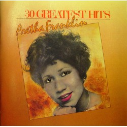 Aretha Franklin ‎– 30 Greatest Hits