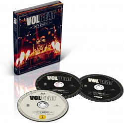 Volbeat - Let's Boogie! (Live From Telia Park) (CD + Blu-Ray)