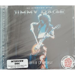 Jimmy Page - Interview Disc