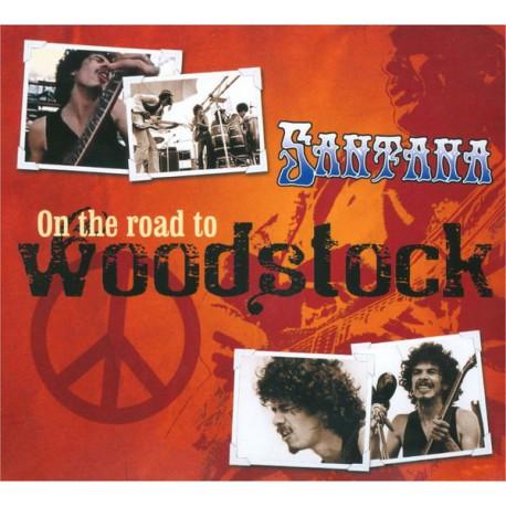 Santana – On The Road To Woodstock