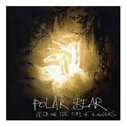 Polar Bear- Held On The Tips Of Fingers