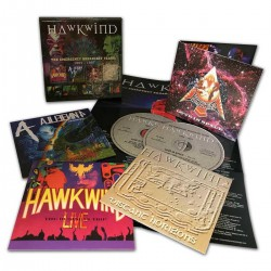 Hawkwind: The Emergency Broadcast Years 1994 – 1997