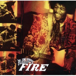 The Jimi Hendrix Experience ‎– Fire