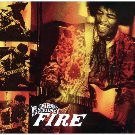 The Jimi Hendrix Experience – Fire