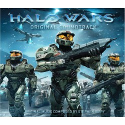 Stephen Rippy ‎– Halo Wars - Original Soundtrack